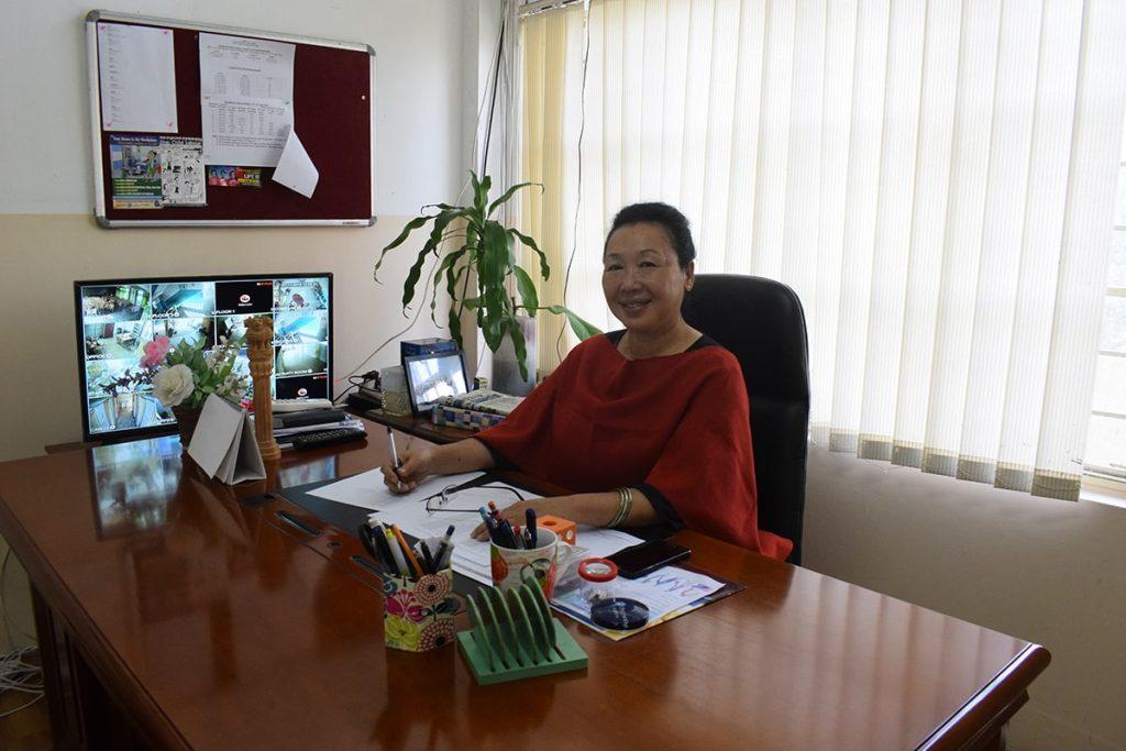 administrator cha